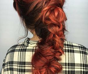 belleza, braid, and braids image