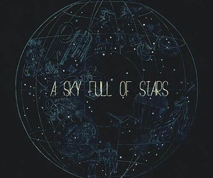 bohemian, constellations, and stars image
