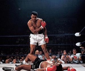 boxing, sport, and muhammad ali image