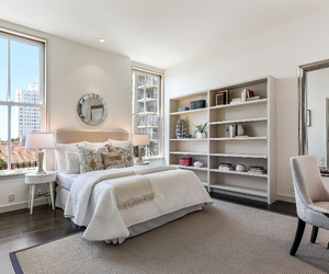 apartment, bedroom, and california image