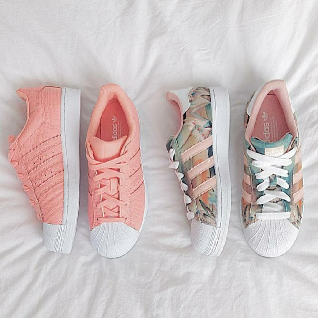 Adidas Superstar👑👟 on We Heart It
