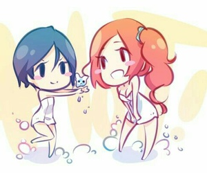 bleach, Orihime, and anime image