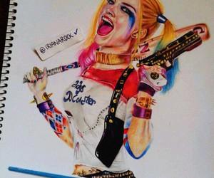 artist, girl, and PrettyGirl image