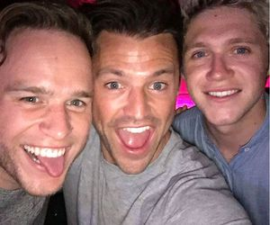 olly murs, niall horan, and towie image