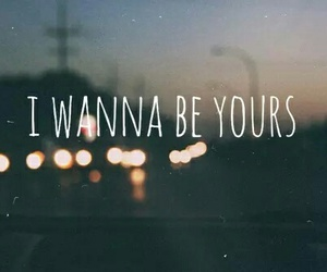 love, arctic monkeys, and quote image