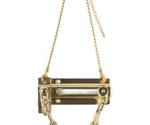 alternative, necklace, and chain image