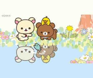 art, bear, and cartoon image