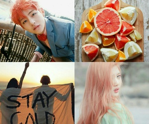 red velvet, taehyung, and park sooyoung image