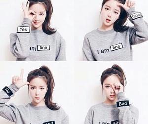 cute, korea, and ulzzang image