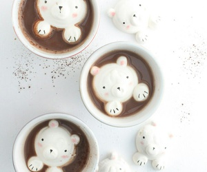 cute, food, and coffee image