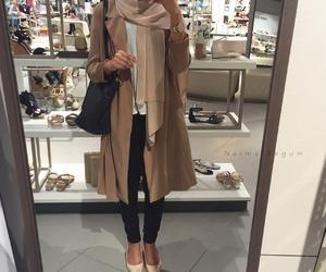hijab, hijab fashion, and muslim image
