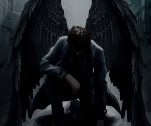 angel and Dark Angel image
