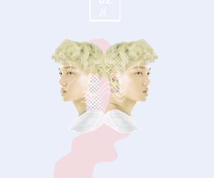 korean idol, exo luhan, and tao baekhyun image
