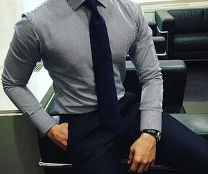 man, classy, and fashion image