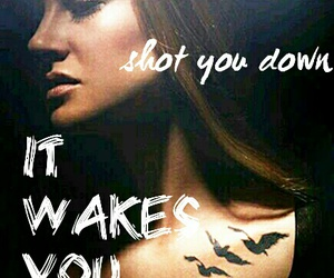 divergent, tris, and fearless image