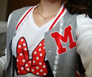 baseball, fashion, and hoodie image