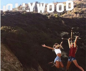 hollywood, bff, and goals image