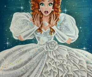 enchanted, giselle, and art image