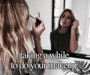 makeup, just girly things, and justgirlythings image