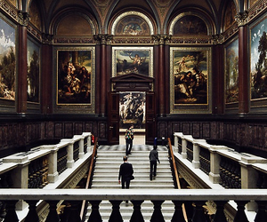 art, museum, and architecture image