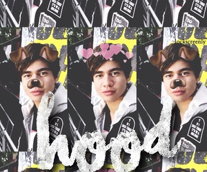 lockscreen, 5sos, and calum hood image