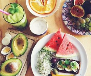 melon, shake, and arbuz image
