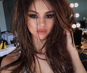 body, hairstyle, and lips image
