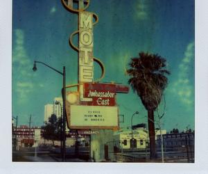 analog, blue, and expired film image