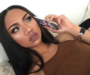 goals, Hottie, and makeup image