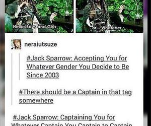funny, jack sparrow, and post image