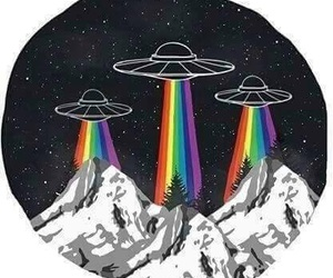 aliens, tumblr, and universe image