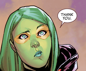 Marvel, guardians of the galaxy, and gamora image