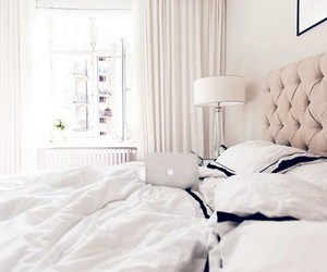 bedroom, home, and fashion image