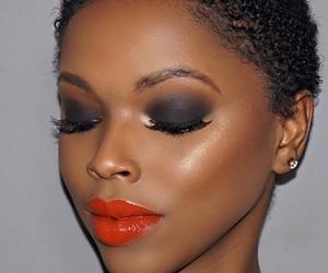 black girls make up image