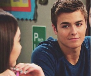 rucas and riley and lucas image