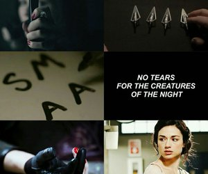hunter, teen wolf, and tw image