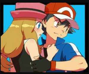 pokemon and love image