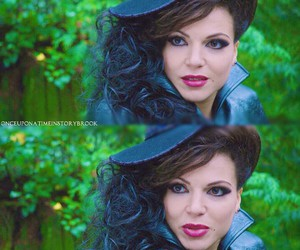 once upon a time, the evil queen, and regina mills image