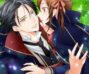 otome games, love, and wizardess heart image