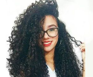 brazil, curly hair, and latina image