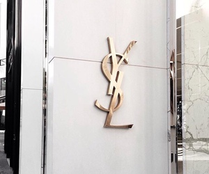 fashion, YSL, and luxury image