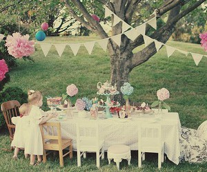 tea party image