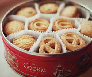 food, Cookies, and cookie image