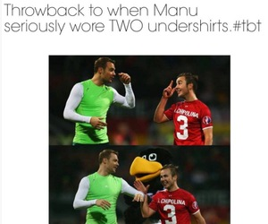 goalkeeper, manuel neuer, and fcb image