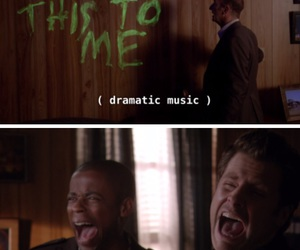 dramatic, funny, and psych image