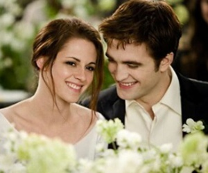 twilight, wedding, and edward cullen image