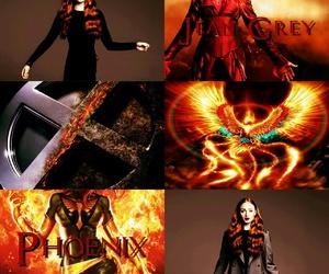 aesthetic, Marvel, and phoenix image