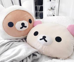 cushion, kawaii, and plush image