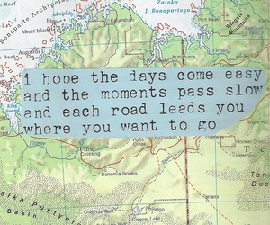 quotes, travel, and life image