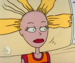 rugrats, cynthia, and doll image